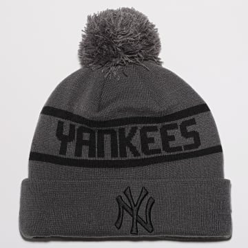 New Era - Bonnet Team Jake Bobble 12490004 New York Yankees Gris