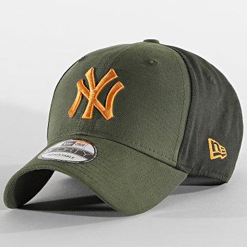 New Era - Casquette 9Forty Multi Pop Panel 12490137 New York Yankees Vert Kaki