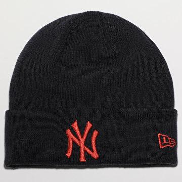 New Era - Bonnet League Essential 12490152 New York Yankees Bleu Marine