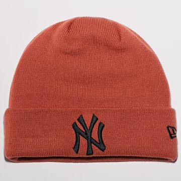 New Era - Bonnet League Essential 12490154 New York Yankees Orange