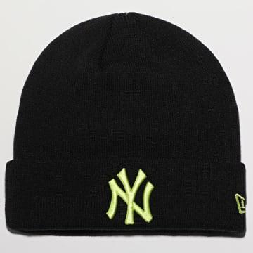 New Era - Bonnet League Essential 12490157 New York Yankees Noir