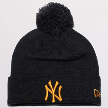 New Era - Bonnet League Essential 12490154 New York Yankees Bleu Marine Jaune