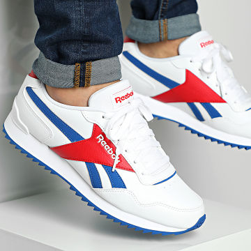 Reebok - Baskets Royal Glide Ripple FW0853 White Vector Blue Vector Red