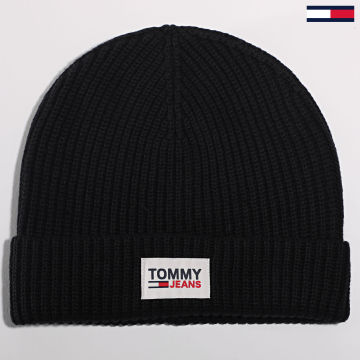 Tommy Jeans - Bonnet Patch 6658 Noir