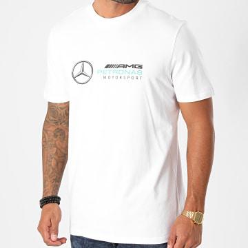AMG Mercedes - Tee Shirt 141101016 Blanc