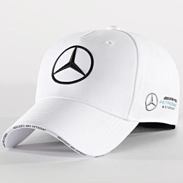 AMG Mercedes - Casquette Team Blanc