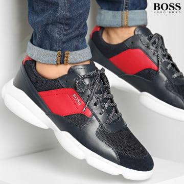 BOSS - Baskets Rapid Runner 50422403 Dark Blue