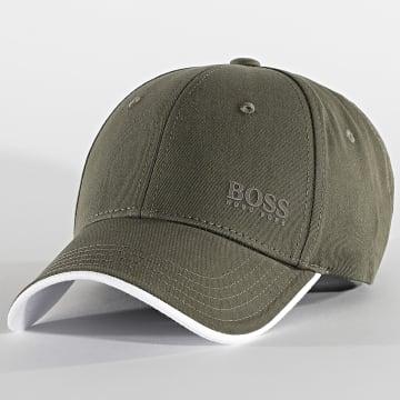 BOSS - Casquette 50430053 Vert Kaki