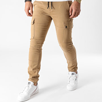 Celio - Jogger Pant Solyte Camel