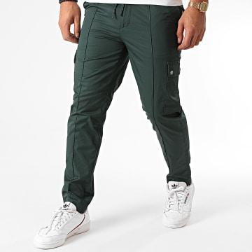 Celio - Pantalon Cargo Sonar Vert