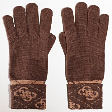 Guess - Gants AM8722-WOL02 Marron