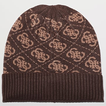 Guess - Bonnet 8721 Marron