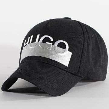 HUGO - Casquette 50434892 Noir