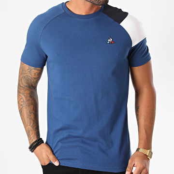 Le Coq Sportif - Tee Shirt Essentiel N10 2010857 Bleu Marine