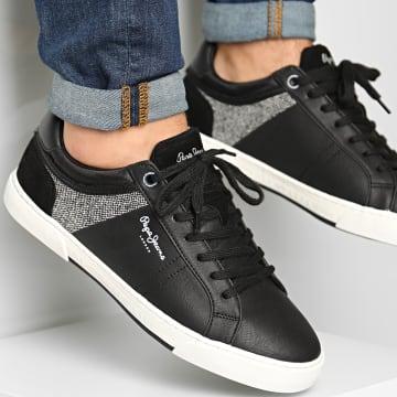 Pepe Jeans - Baskets Rodney Classic PMS30696 Black