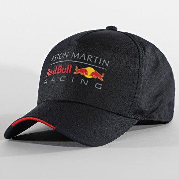 Red Bull Racing - Casquette AMRBR Classic Cap Bleu MArine