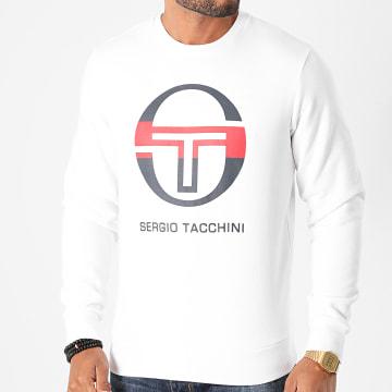 Sergio Tacchini - Sweat Crewneck Zelda 37703 Blanc