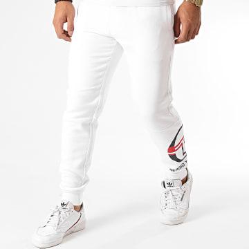 Sergio Tacchini - Pantalon Jogging Itzal 37747 Blanc