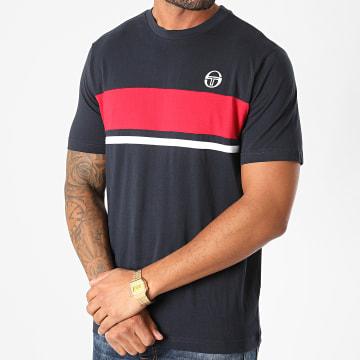 Sergio Tacchini - Tee Shirt Feluga 38747 Bleu Marine