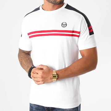 Sergio Tacchini - Tee Shirt Beal 38898 Blanc