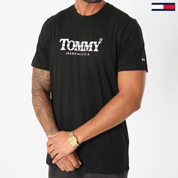 Tommy Jeans - Tee Shirt Gradient 8797 Noir