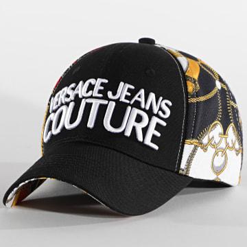 Versace Jeans Couture - Casquette Linea Uomo Cup YZAK11 Noir Renaissance