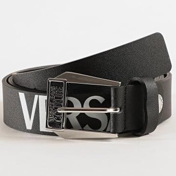 Versace Jeans Couture - Ceinture Linea Uomo D8YZAF03 Noir