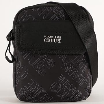 Versace Jeans Couture - Sacoche Linea Logo All Over E1YZBB57 Noir