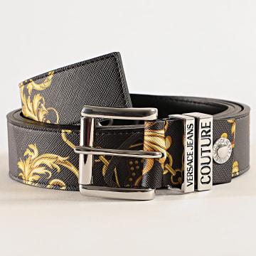 Versace Jeans Couture - Ceinture Linea Cinture D8YZBF06 Noir Renaissance