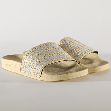 Adidas Originals - Claquettes Adilette FU9897 Sand