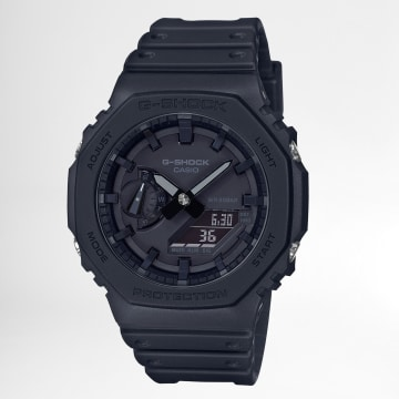 Casio - Montre G-Shock GA-2100-1A1ER Noir
