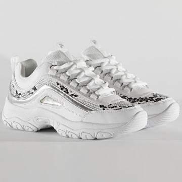 Fila - Baskets Femme Strada A 1010893 White Snake