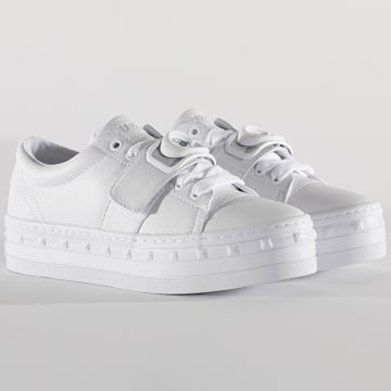Guess - Baskets Femme FL8BLIELE12 White