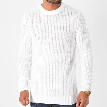 Terance Kole - Pull YY150007 Blanc