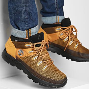 Timberland - Boots Sprint Trekker Waterproof Mid A26EH Wheat Mesh