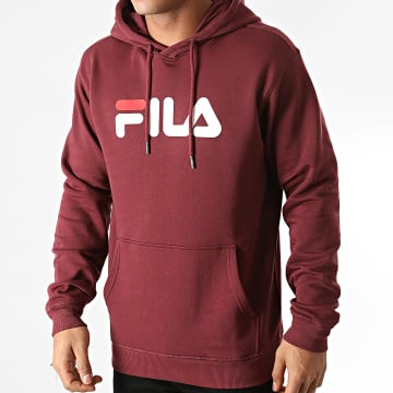 Fila - Sweat Capuche Classic Pure 681090 Bordeaux