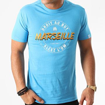 OM - Tee Shirt M20005C Bleu Clair