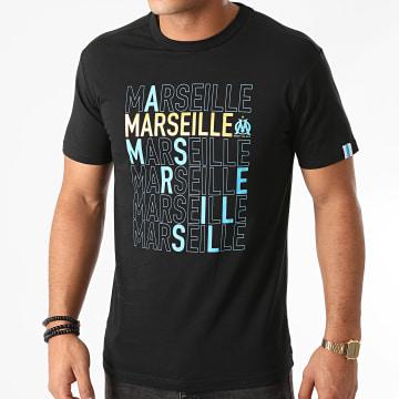 OM - Tee Shirt M20003C Noir