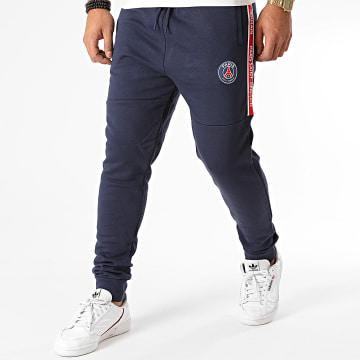 PSG - Pantalon Jogging P13640 Bleu Marine