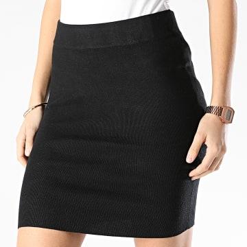 Vero Moda - Jupe Femme Sanna Noir