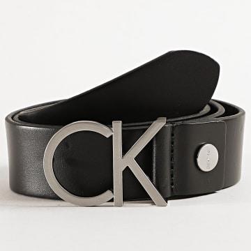 Calvin Klein - Ceinture Adjustable Logo 2141 Noir