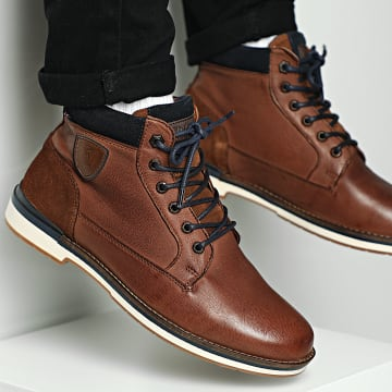 Redskins - Chaussures Accro JS021ZS Brandy Marine