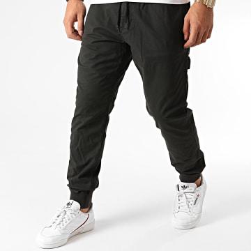 Reell Jeans - Jogger Pant Reflex Rib Worker Noir
