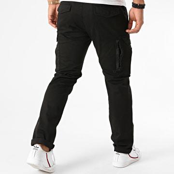 Reell Jeans - Pantalon Cargo Reflex Easy Noir