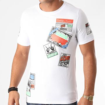 Berry Denim - Tee Shirt XP051 Blanc
