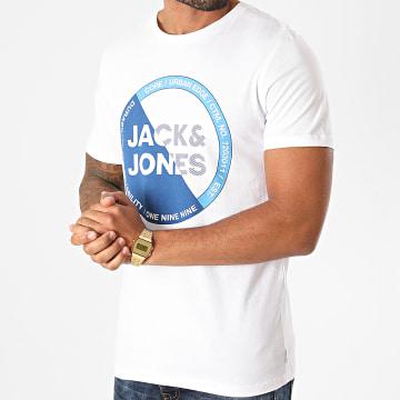 Jack And Jones - Tee Shirt Lambo Blanc