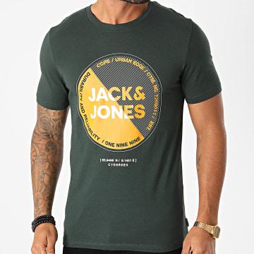 Jack And Jones - Tee Shirt Lambo Vert