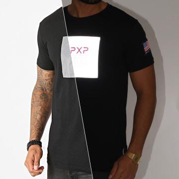 Project X - Tee Shirt Réfléchissant 2010131 Noir