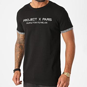 Project X - Tee Shirt 2010129 Noir