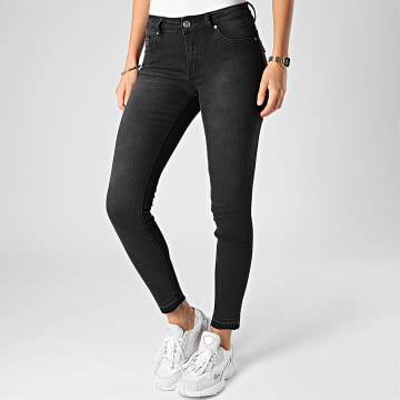 Tiffosi - Jean Skinny Femme Light Push Up Noir